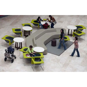 Shopping Mall Furniture