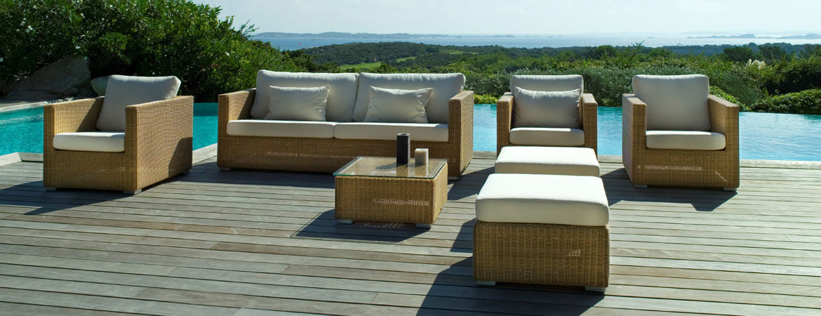 Outdoor Hotel Furniture