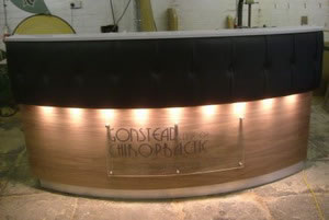 Reception Desk Furniture